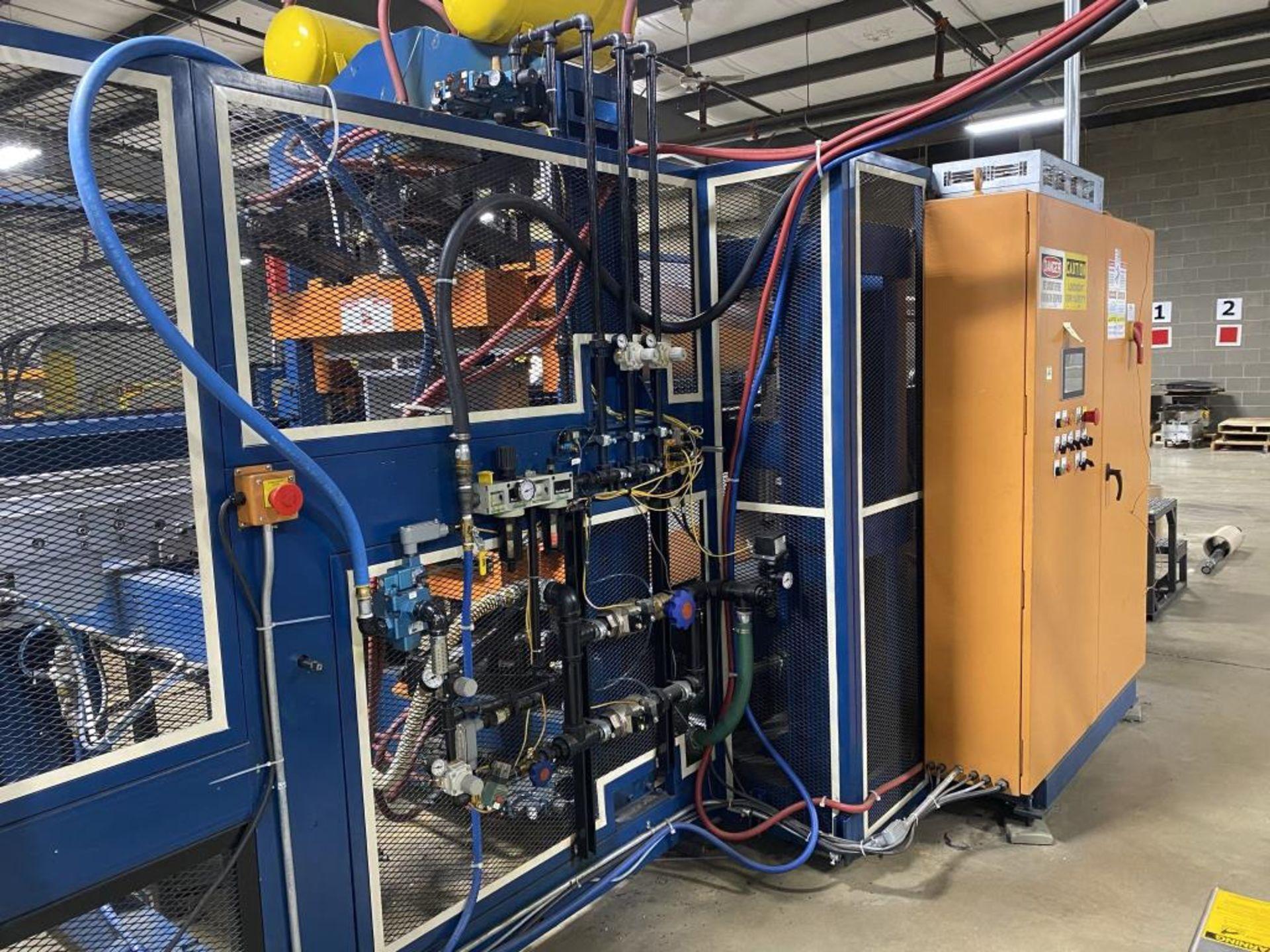 Rebuilt Thin Gauge Thermoformer - Image 7 of 18