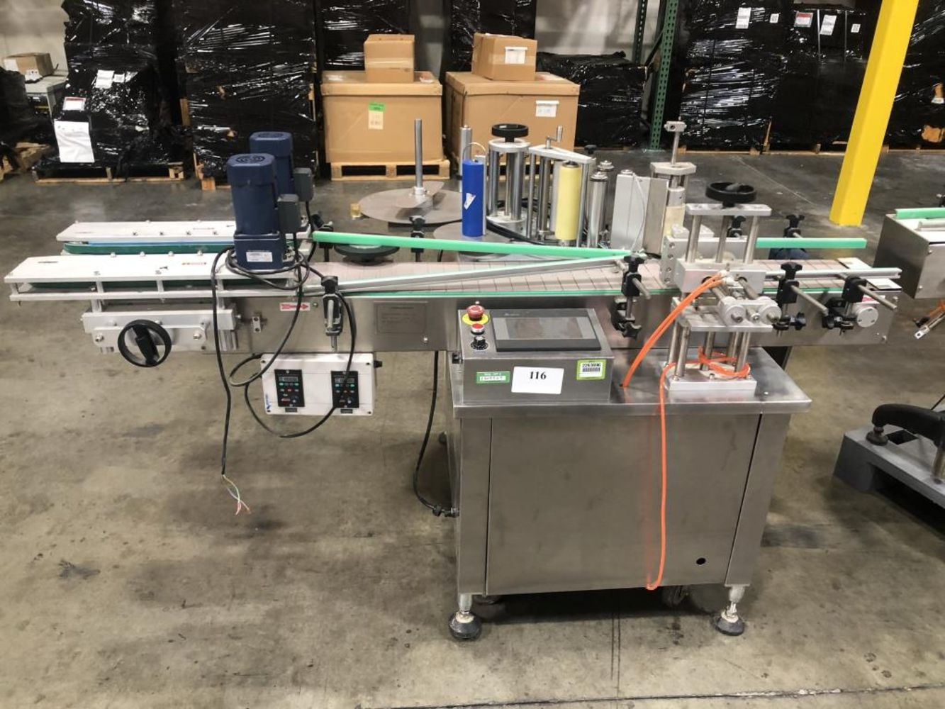 Sunfood Superfoods - Global Online Auction Of Surplus Processing and Packaging Equipment From Leading Health Foods Manufacturer