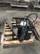 Fork Lift Extension