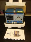 DC Current Calibrator With NULL Measuring Facility