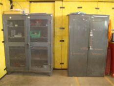 Heavy Duty 2-Door Parts Supply Cabinets