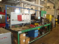 Heavy Duty Steel Workbenches