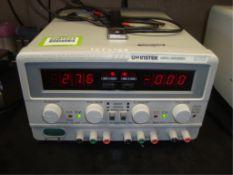 Digital Dual Tracking DC Power Supply