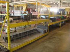 5-Sections Of Heavy Duty Storage Racks