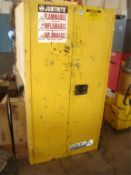 Flammable Contents Storage Cabinet