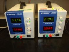 Digital DC Power Supplies, 0-30V, 0-3A