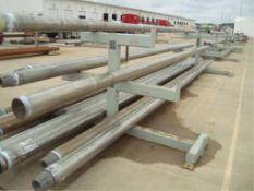 Heavy Duty Cantilever Type Raw Stock Racks