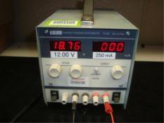 Digital DC Power Supply, 0-32V, 0-2A