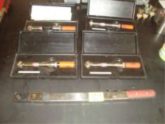 Torque Wrenches & Micrometers