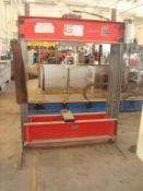 75-Ton Capacity Shop Press