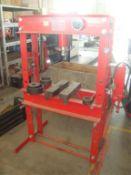 50-Ton Capacity Shop Press