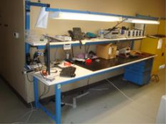 Technician Workstation Benches
