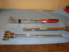 40-250 ft.lb. Split Beam Torque Wrench