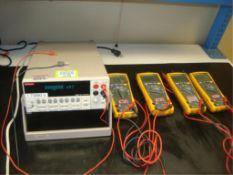 Digital Multimeters & Inclinometer