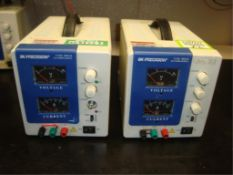 DC Power Supplies, 0-30V, 0-1A