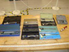 Assorted Measuring Equipment