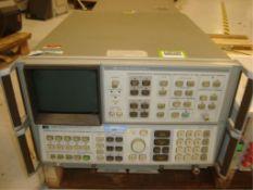 Spectrum Analyzer System With Display Unit
