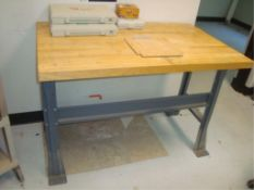 Assorted Workbenches & Cabinets