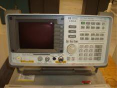 Spectrum Analyzer With Option 021