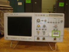 Infiniium Megazoom 2-Ch. Oscilloscope W- Options