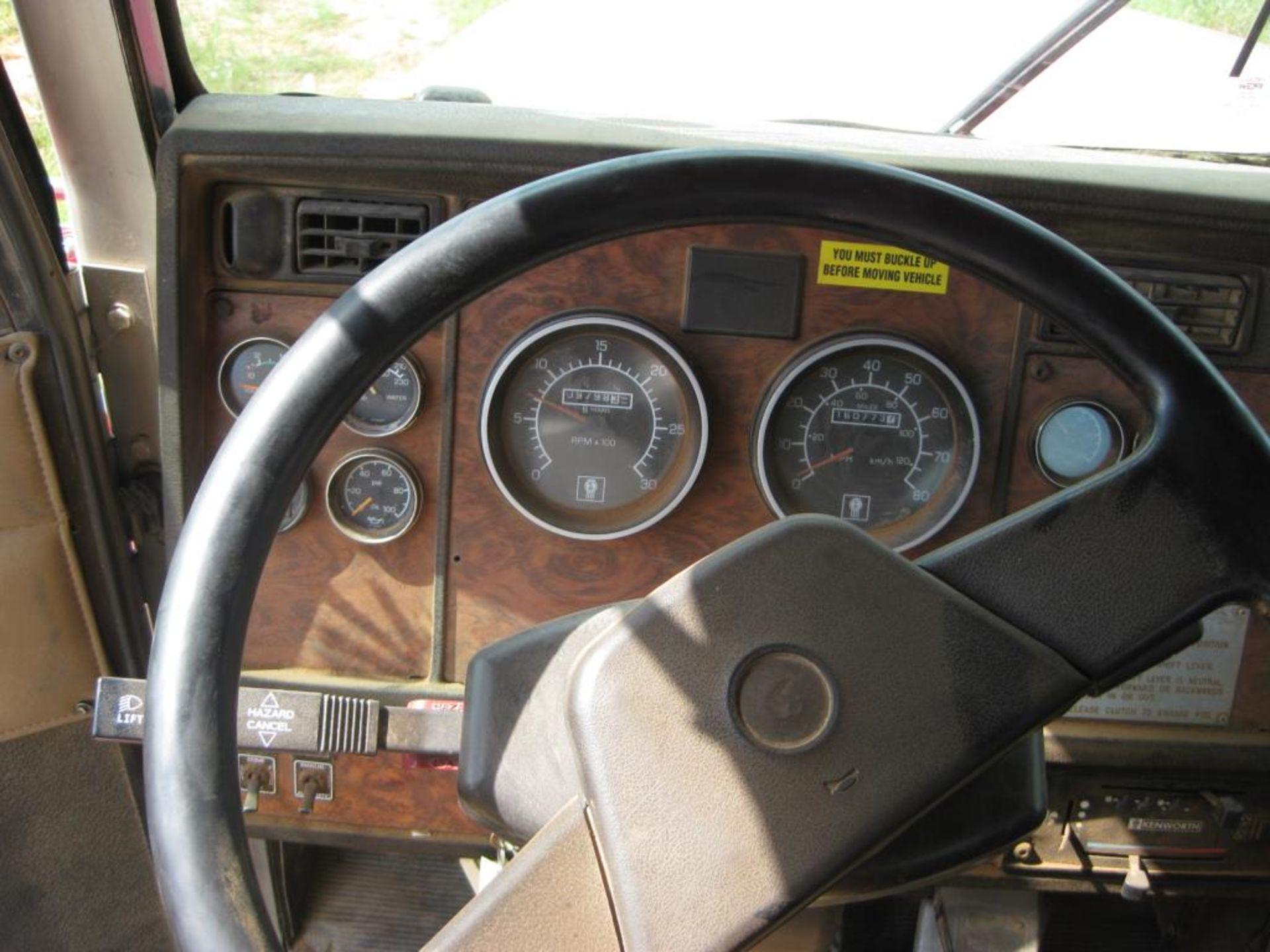 Kenworth Winch Truck - Image 17 of 23