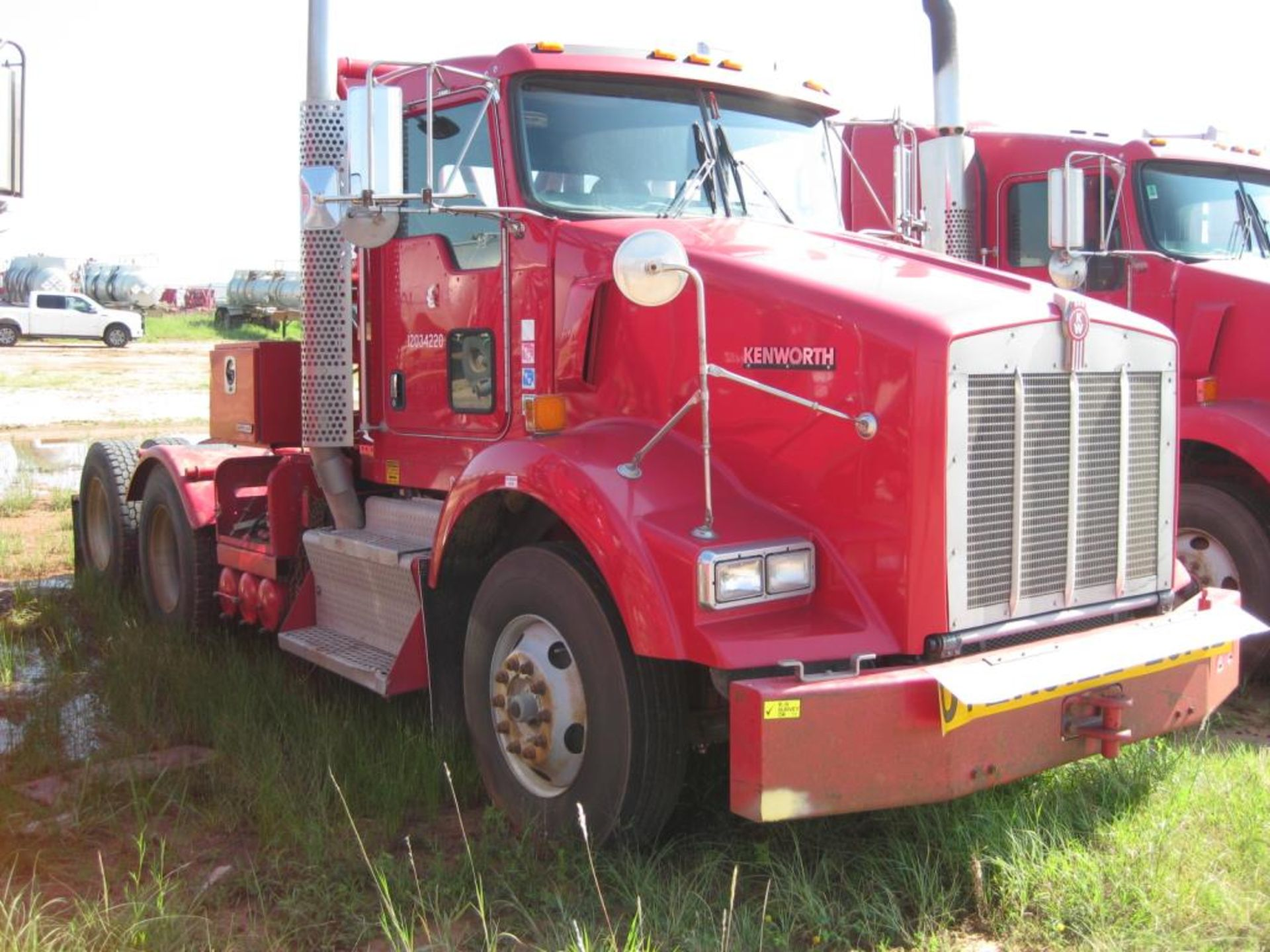 Kenworth Winch Truck - Image 2 of 25