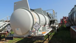 Worley Welding Works Inc Tanker