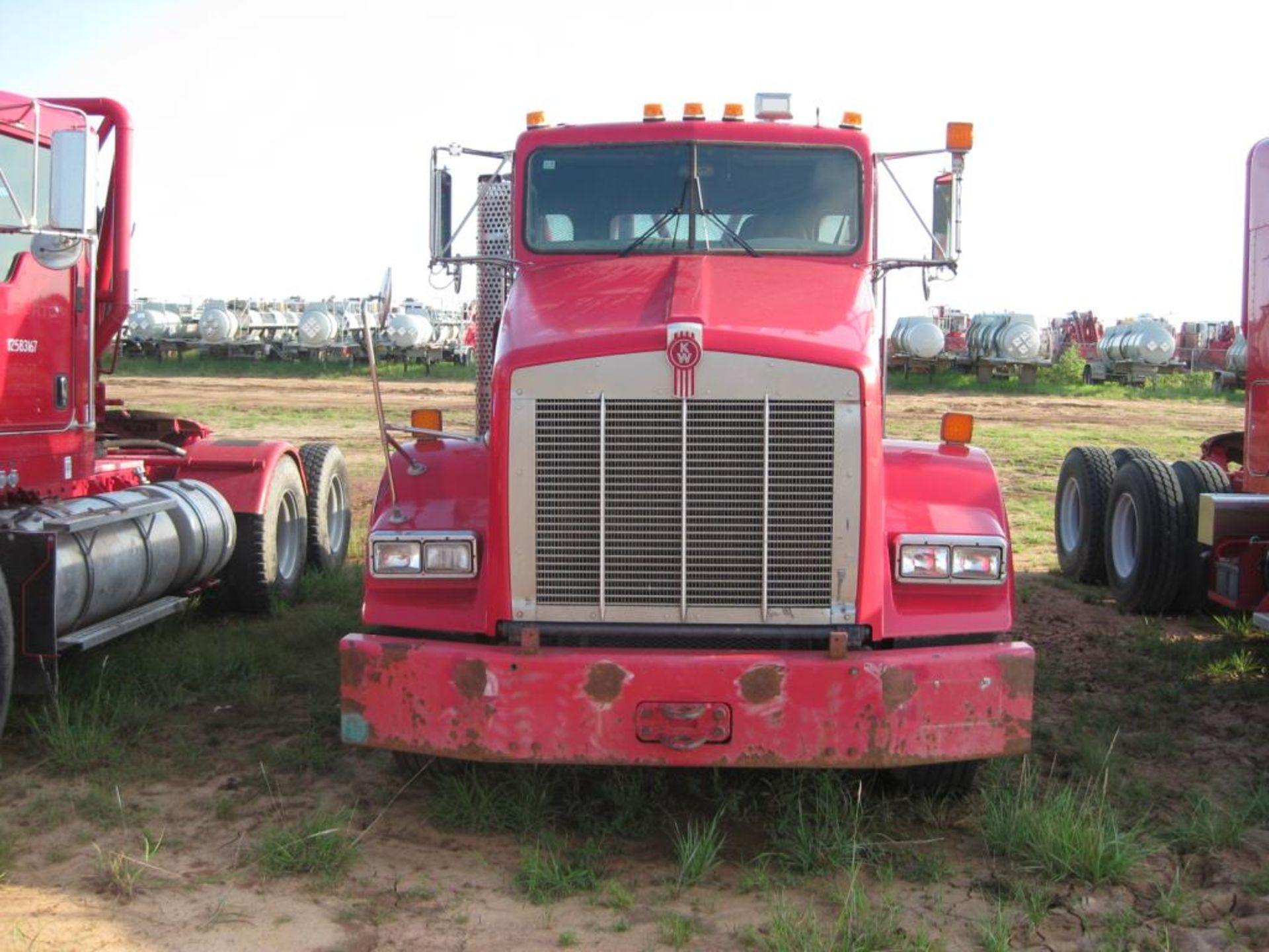 Kenworth Winch Truck - Image 3 of 22