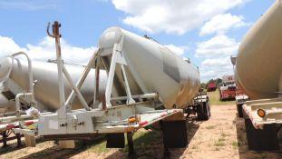 Fruehauf Trailer Company Tanker