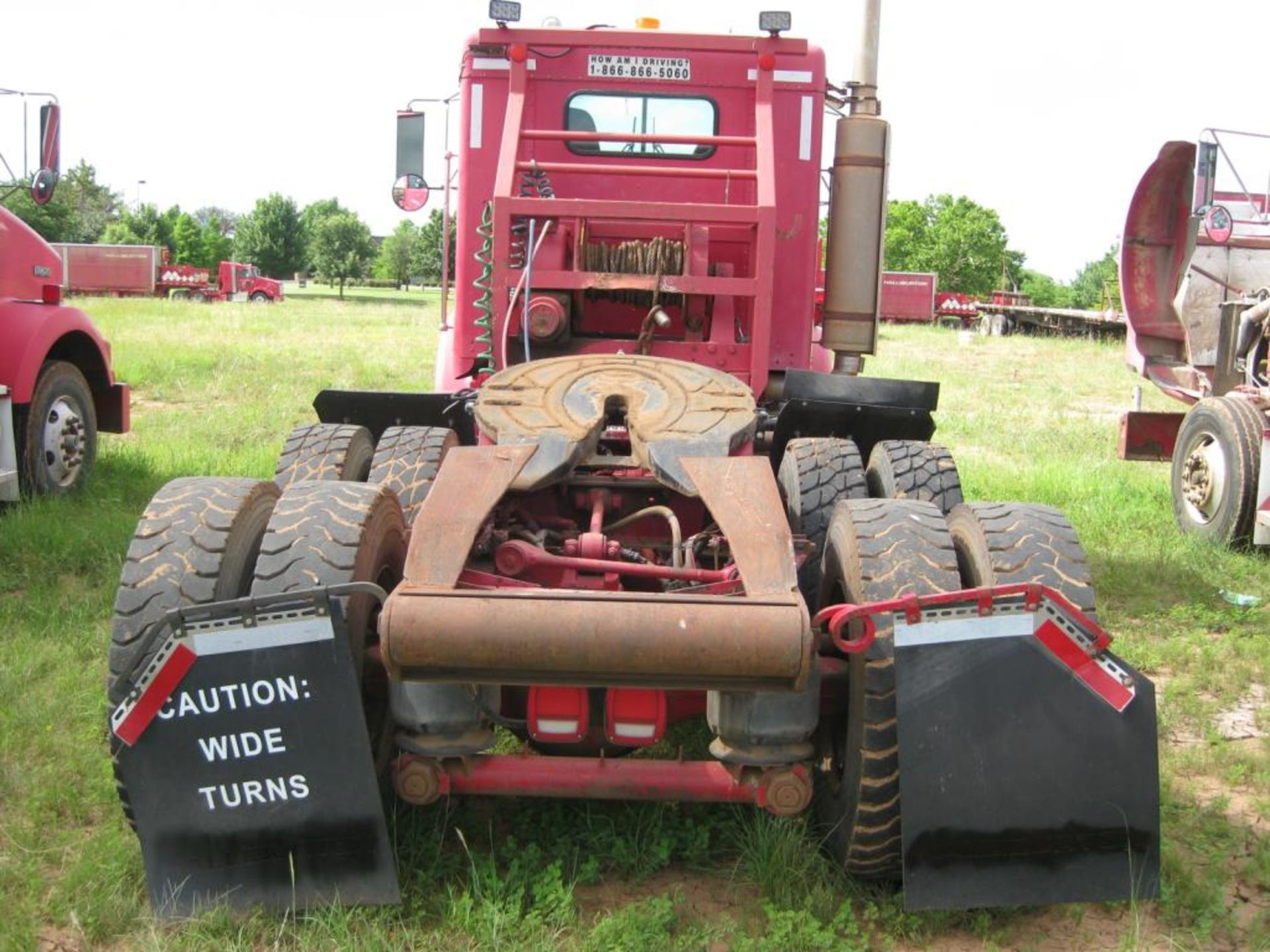 Kenworth Winch Truck - Image 6 of 23