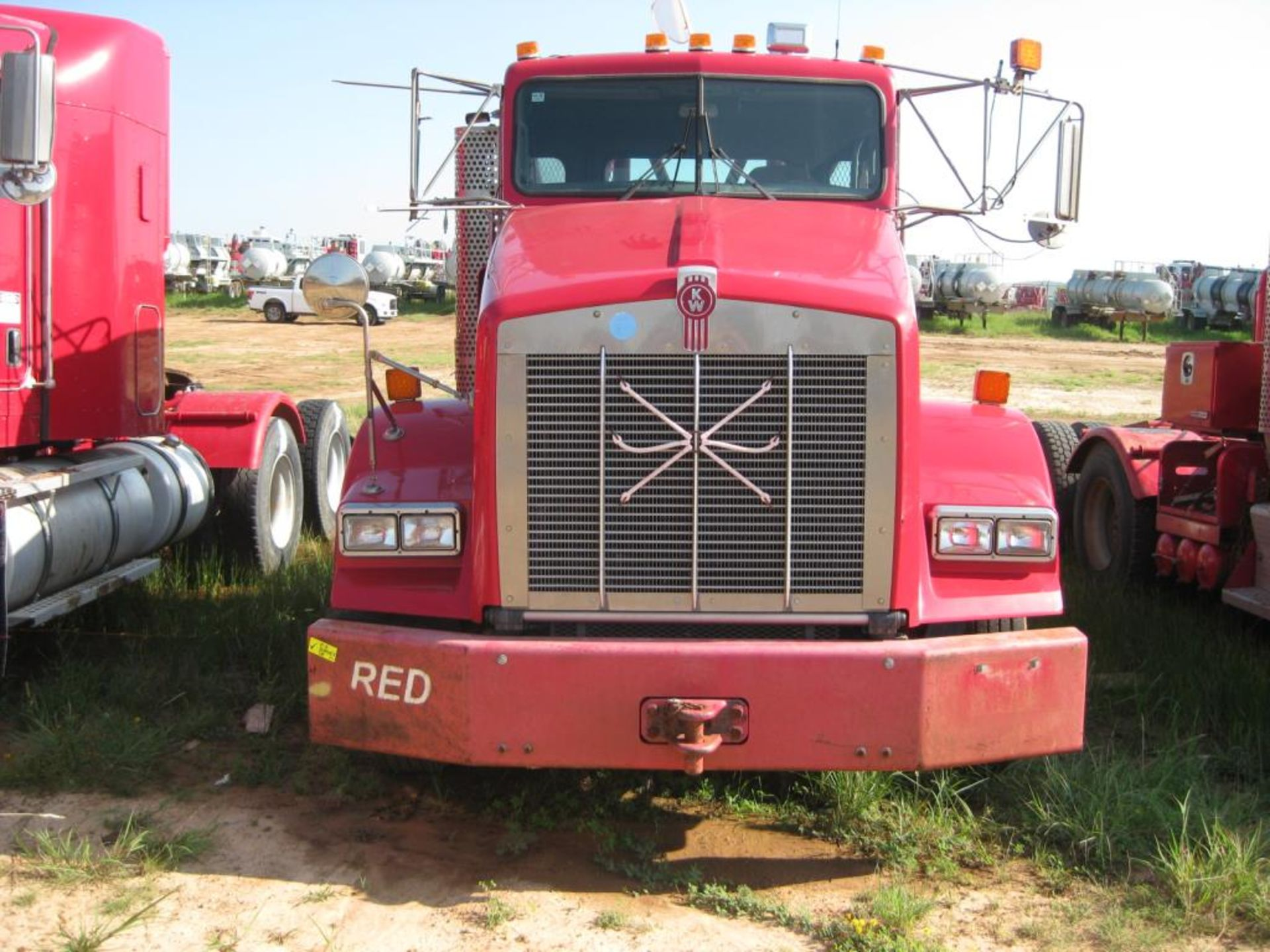 Kenworth Winch Truck - Image 3 of 27