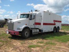 Kenworth Wire Line Truck