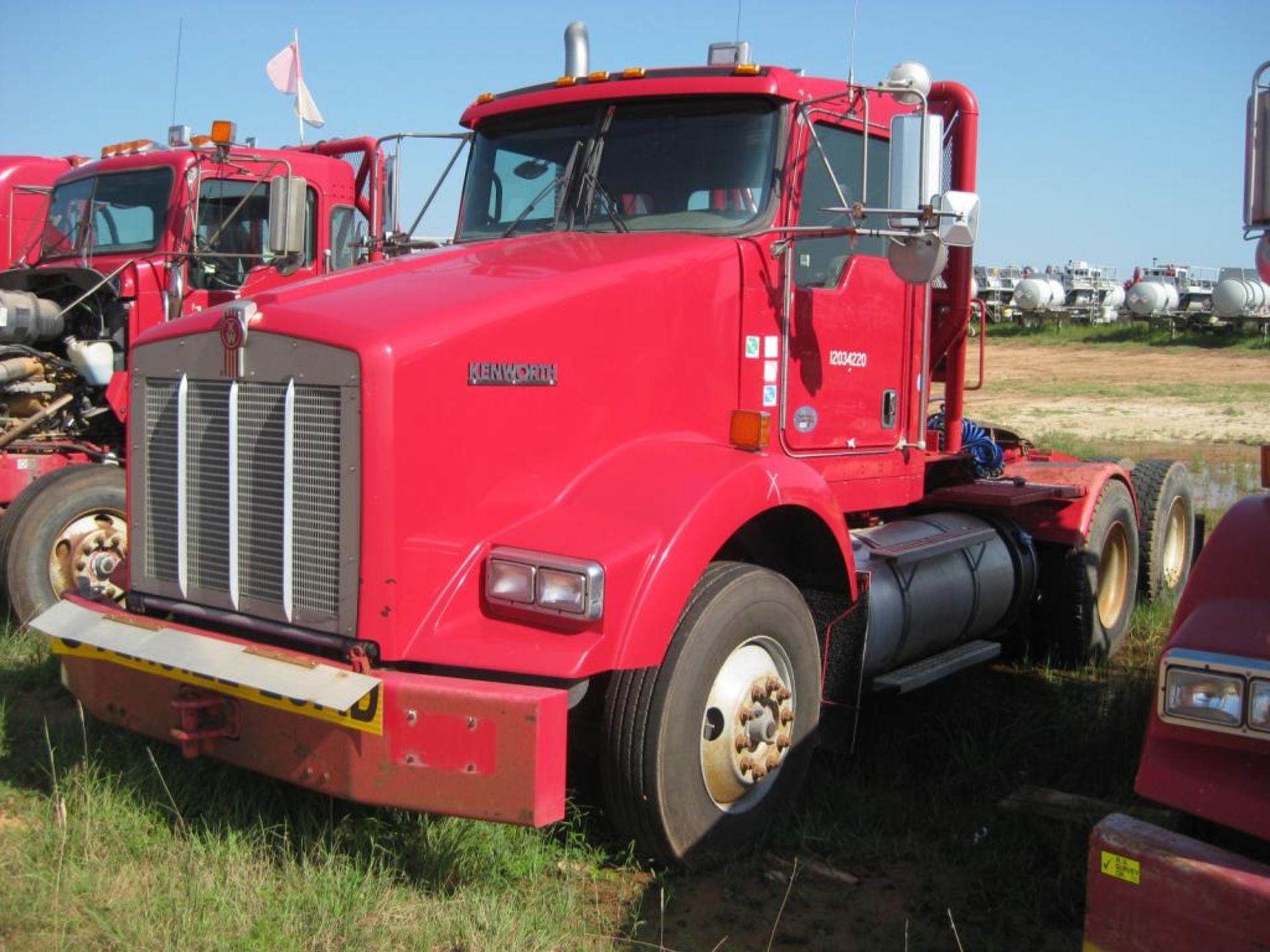 Kenworth Winch Truck