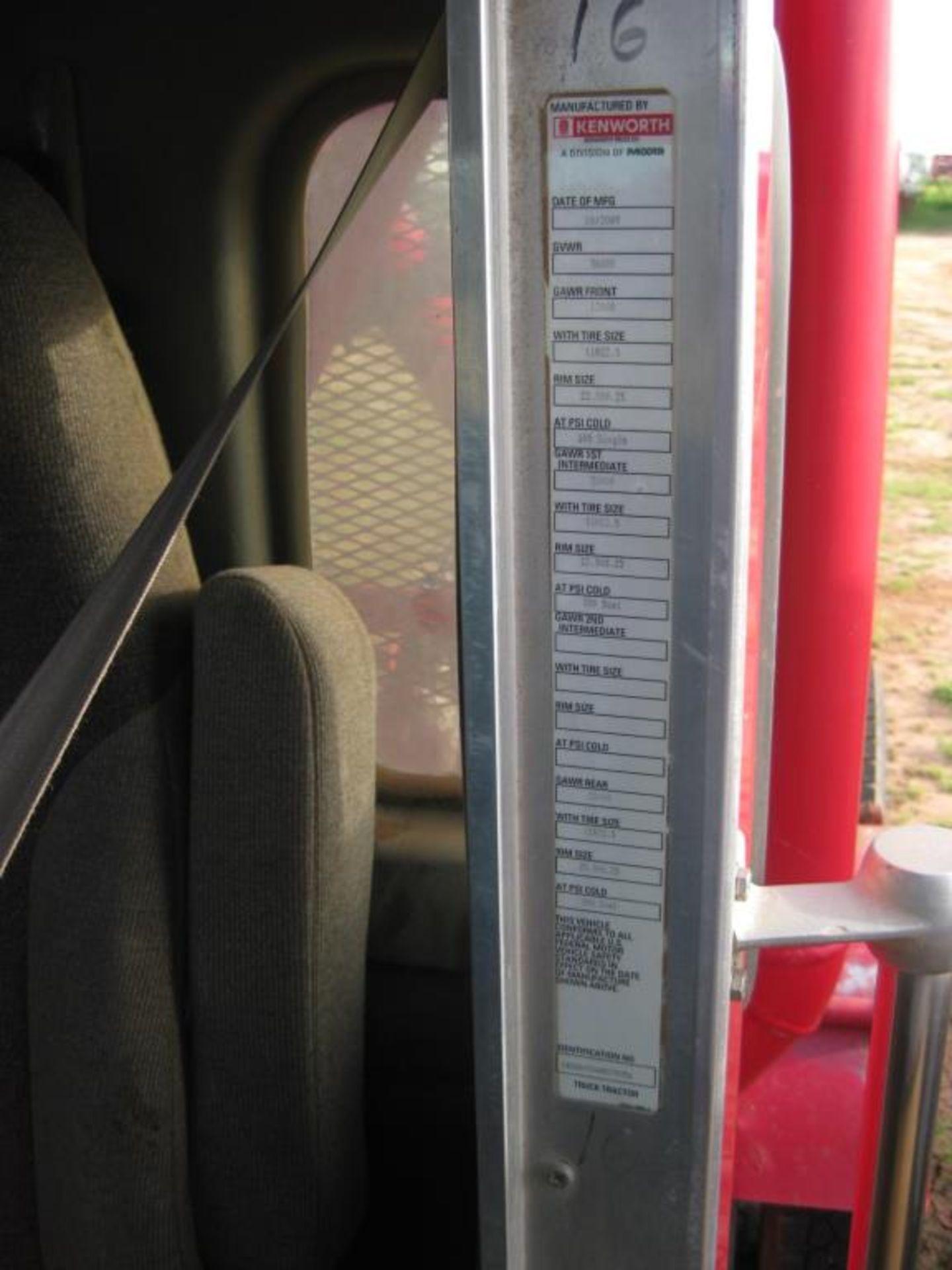 Kenworth Winch Truck - Image 20 of 22