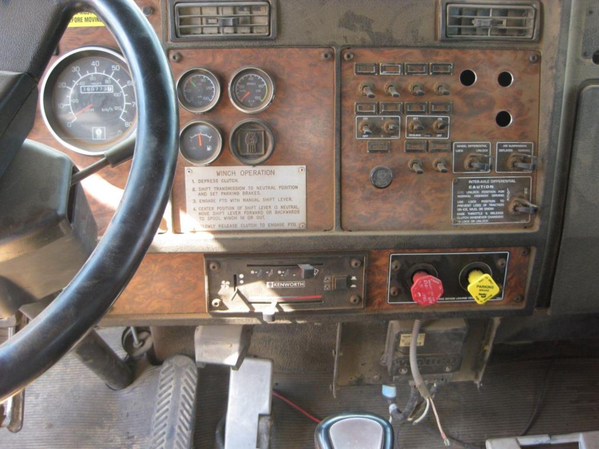 Kenworth Winch Truck - Image 16 of 23
