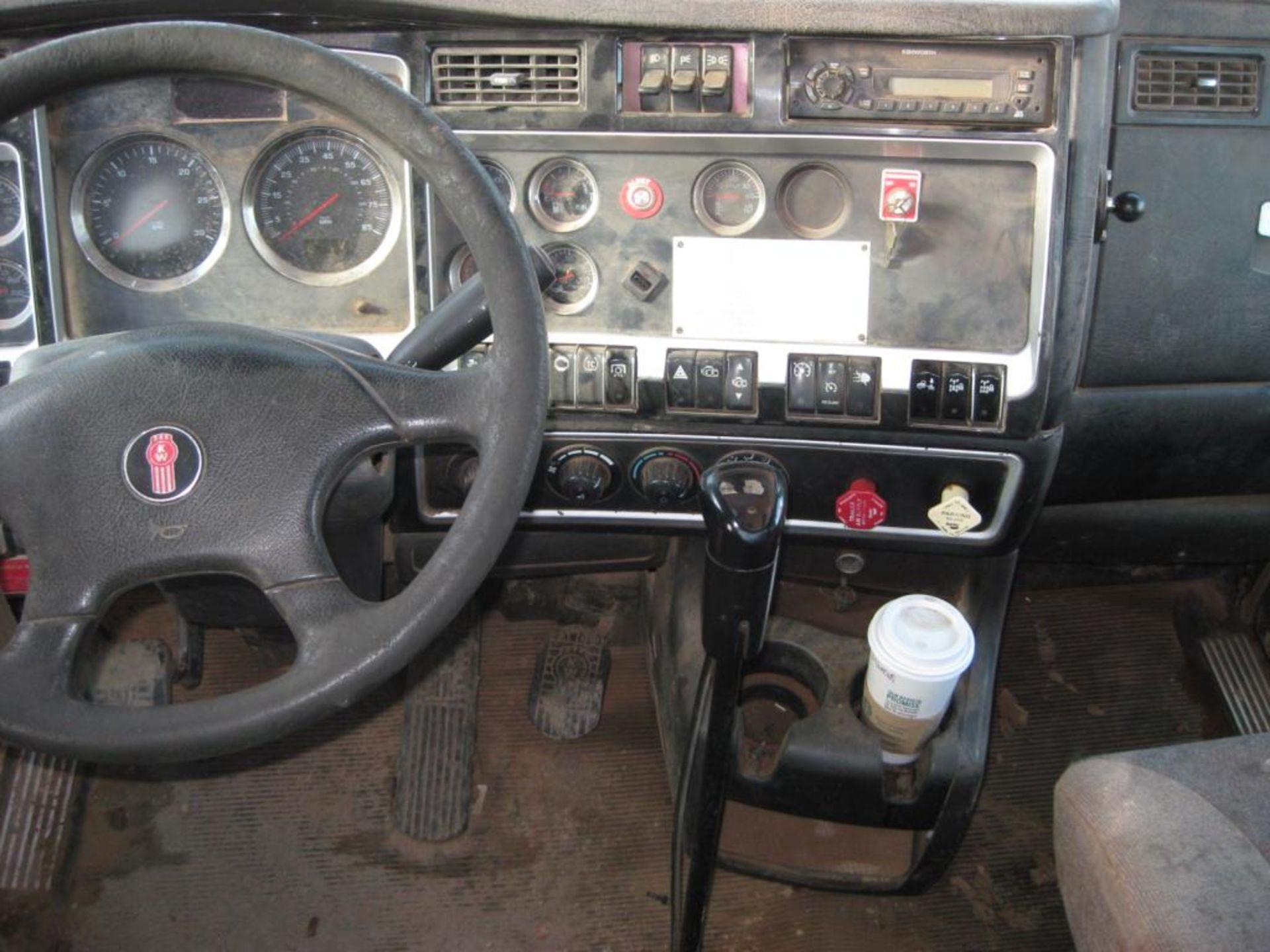 Kenworth Winch Truck - Image 16 of 22