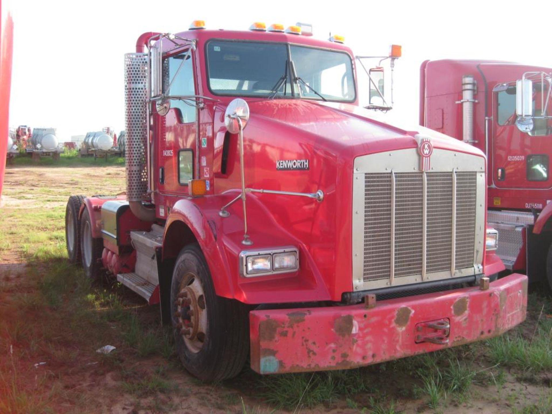 Kenworth Winch Truck - Image 2 of 22