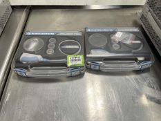 (2) Rohde & Schwarz 1GHz RT-ZD10 Oscilloscope