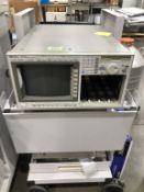 HP 83480A Digital Communication Analyzer