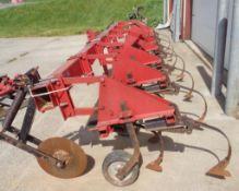 Multi Row Crop Cultivator
