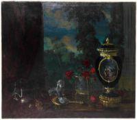 JAKOB KOGANOWSKY (1874-1926) Still Life - oil on canvas signed 'J. Koganosky [...]