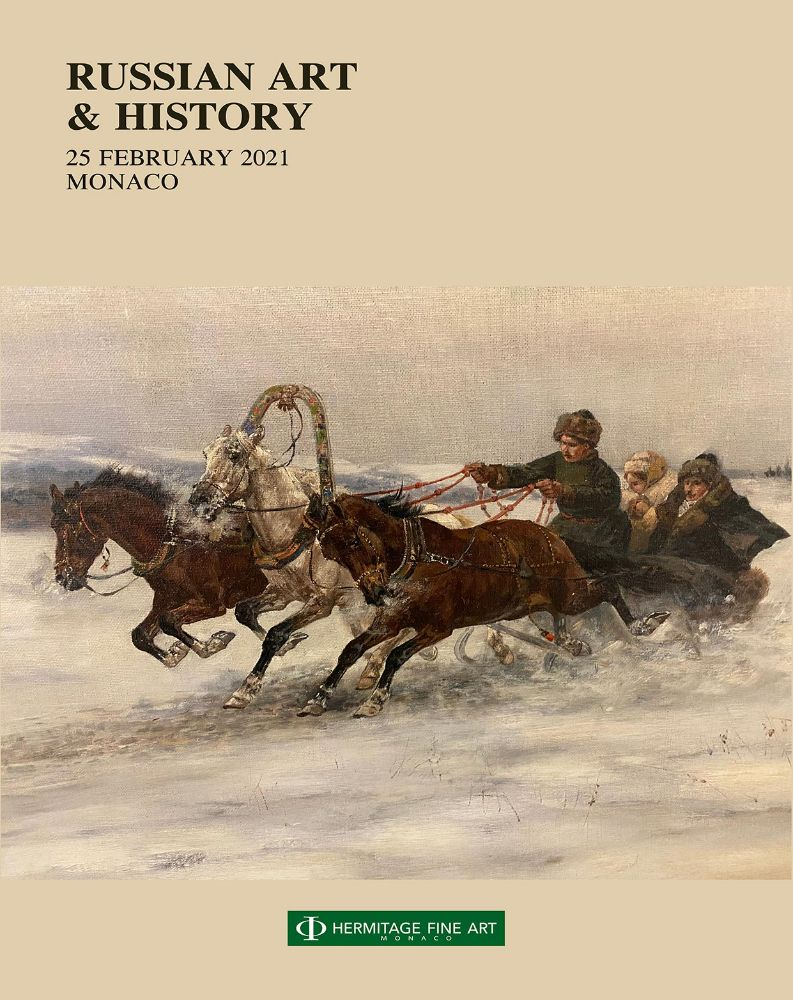 Russian Art and History