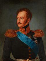 AFTER FRANZ KRÜGER, first half of XIX century Portrait of Nicholas I in general's [...]