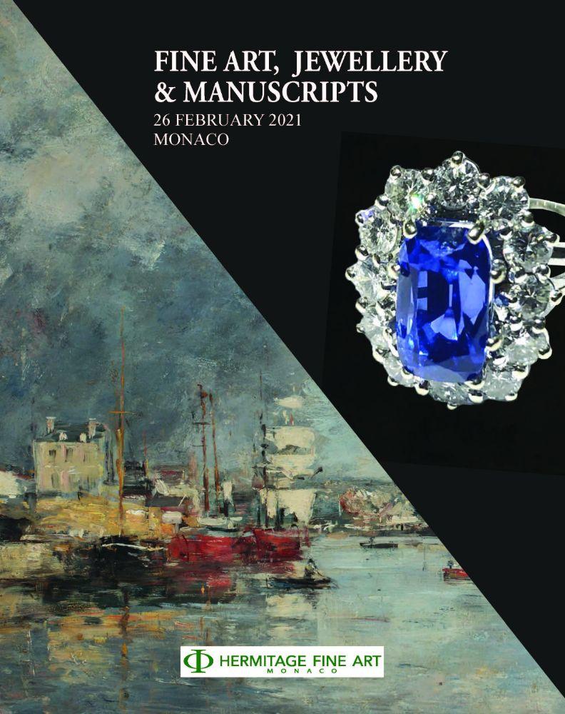 Fine Art, Jewellery & Manuscripts