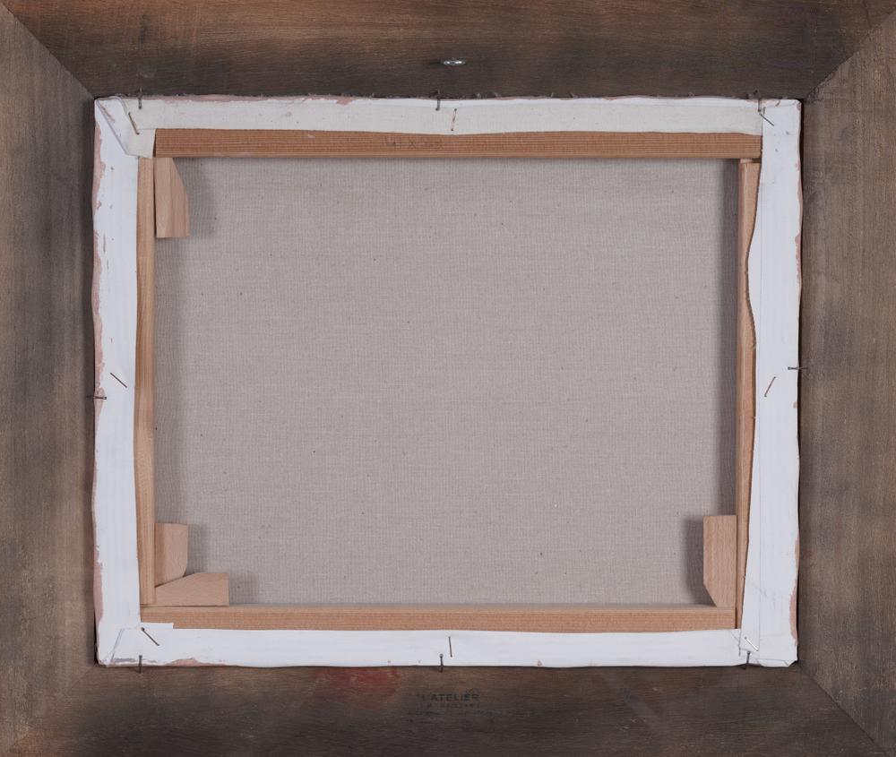 GALEAZZO TONINI VON MÖRL (1922-2011) Tahitian sceneoil on canvas 41.3 x 33.5 cm Provenance: Artist's - Image 3 of 3