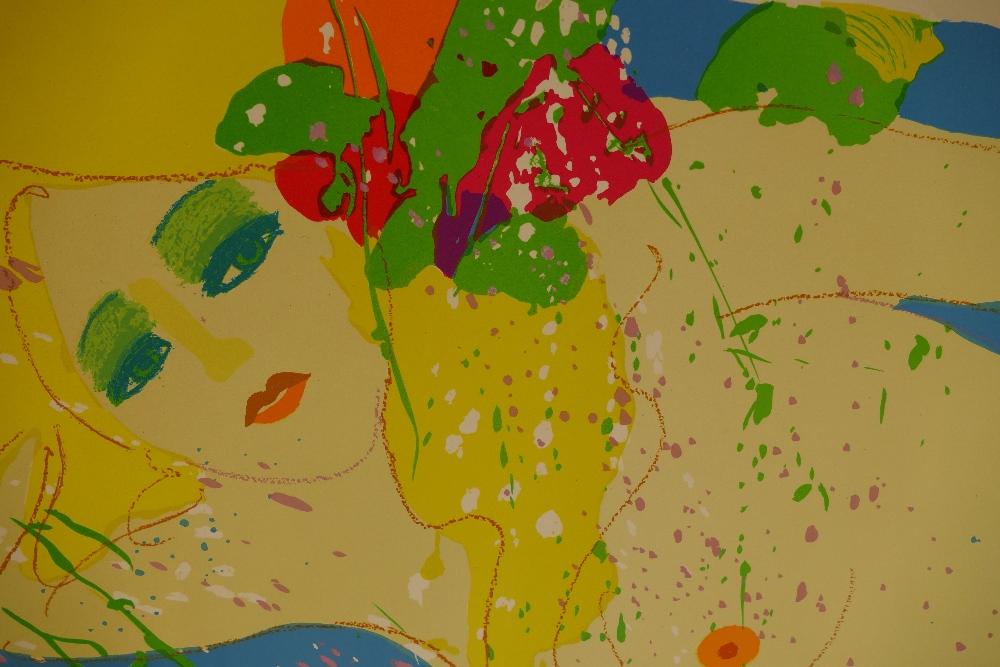 Walasse Ting (1929 - 2010) - Image 2 of 3