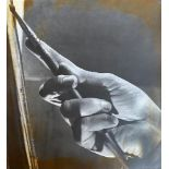 HELMAR LERSKI (1871-1956) Hands of Painter Unidentified signature and annotation in English (on
