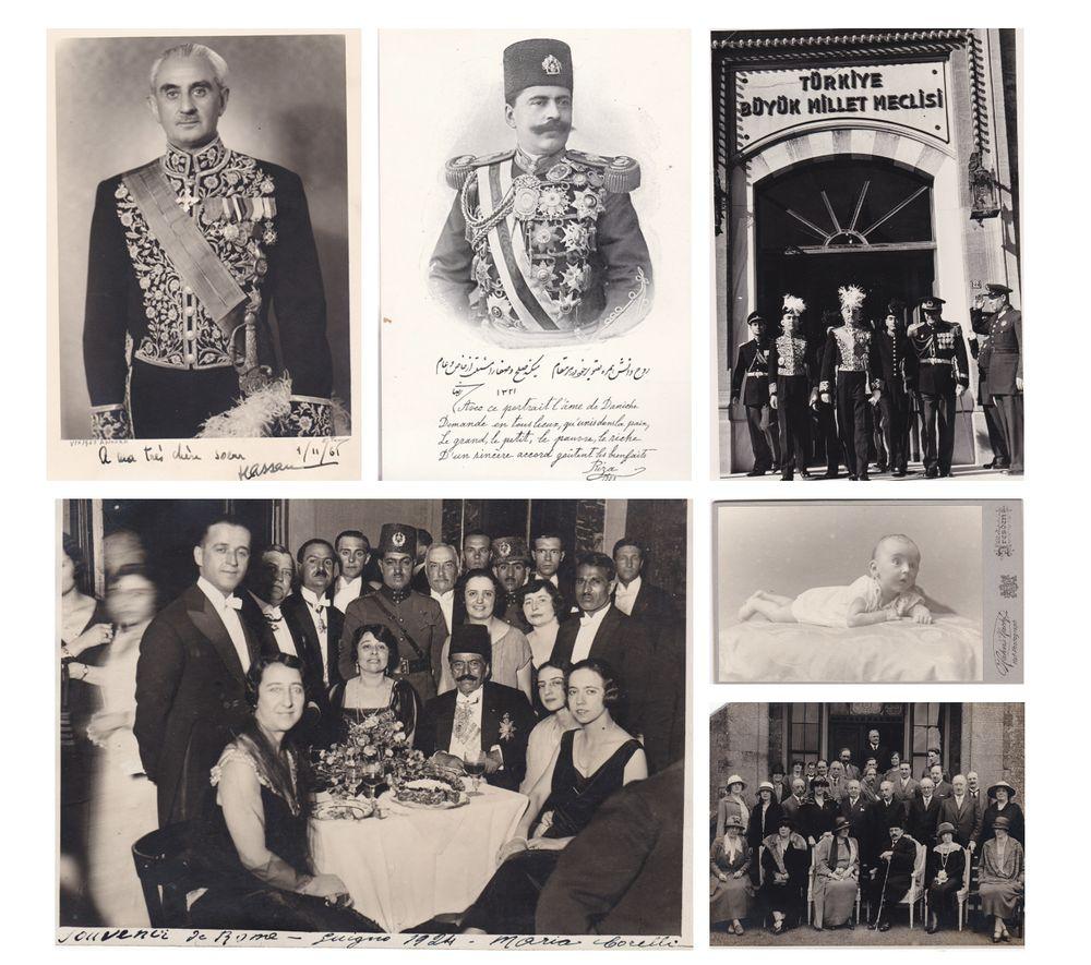 MIRZA RIZA KHAN ARFA OD-DOVLA (Mirza RZA Khan Tabrizi; 1846-1937), PERSONAL ARCHIVE More than 30 - Image 3 of 3