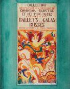 Diaghilev's ballets russes Collection des plus beaux numéros de Comoedia Illustré et des
