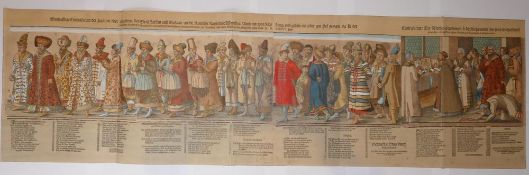 Russian embassy to the Emperor of the Holy Roman Empire Maximilian II in Regensburg a copy of the